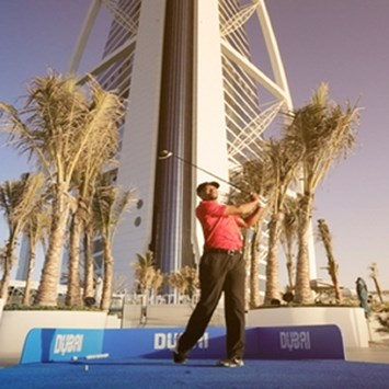 DUBAI - SPORTS PROMOTION