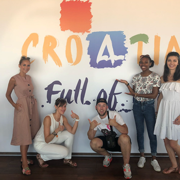 A GROUP INFLUENCER TRIP TO CROATIA