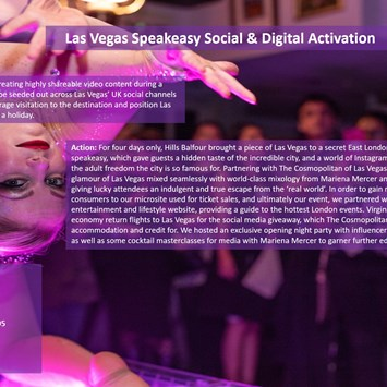 Las Vegas Speakeasy