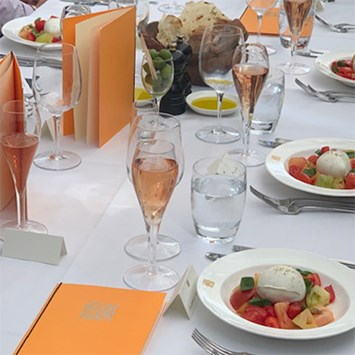 Cosmos Media Lunch at Daphne's, Chelsea 2019