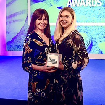 HILLS BALFOUR WINS AT TRAVEL MARKETING AWARDS 2020