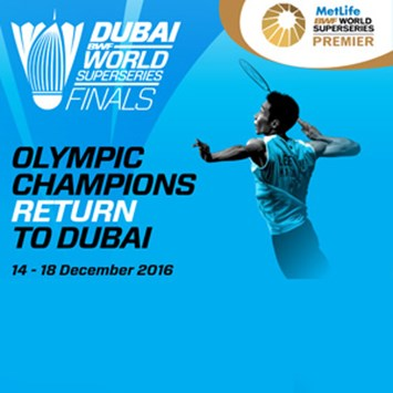 Bringing badminton's best to Dubai